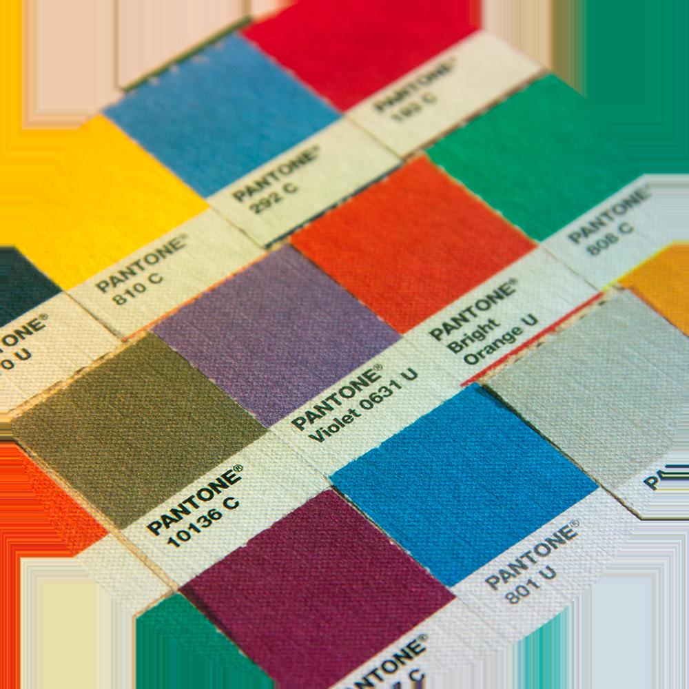 δειγματολόγιο χρωμάτων